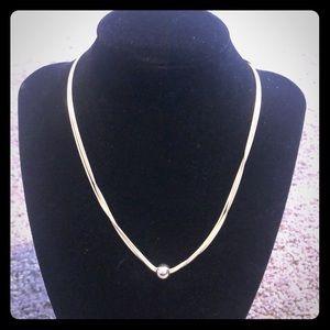 Silver Silpada necklace